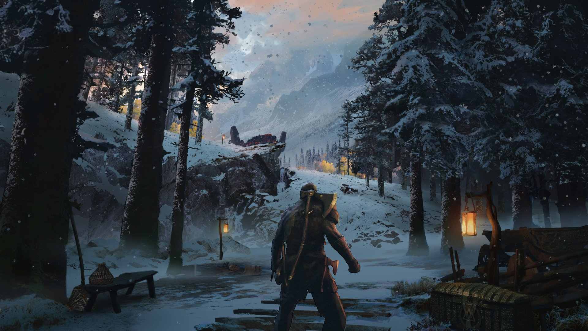 God of War Concept Art Shows New Areas & Monsters, And It's