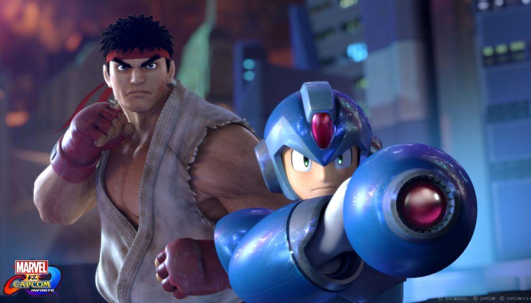 Capcom Confirms Marvel Vs. Capcom: Infinite DLC Characters for 2017