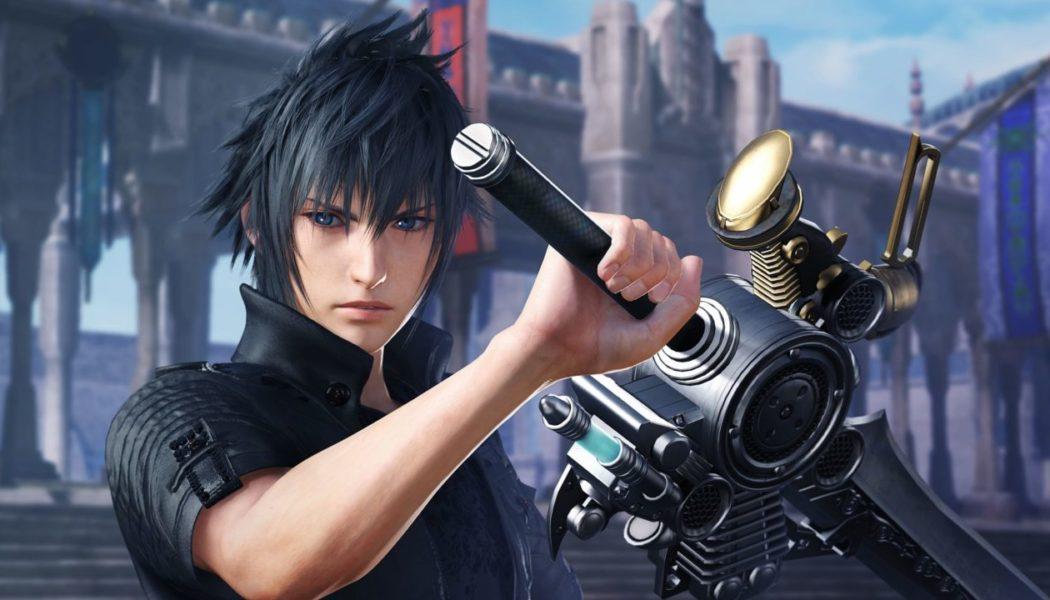 Dissidia Final Fantasy NT Adds Noctis