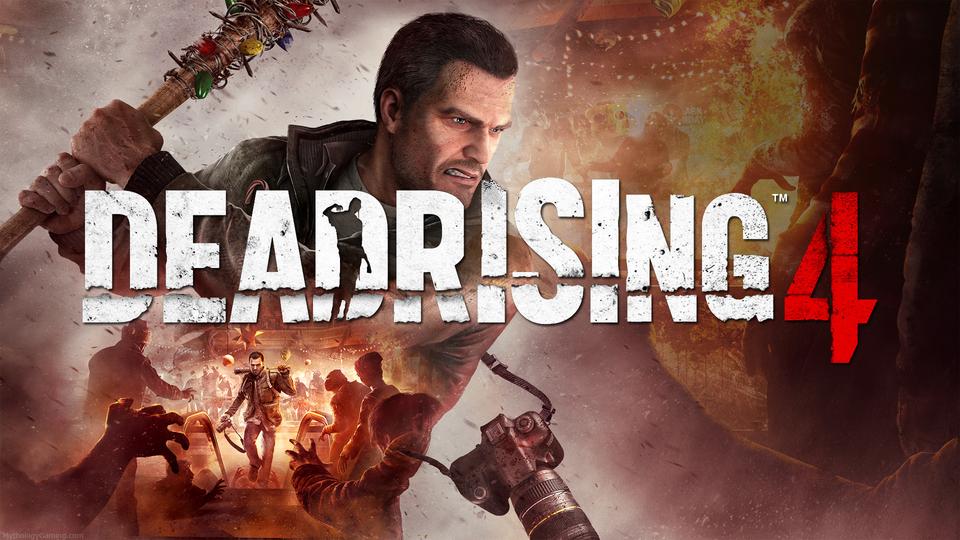 Dead Rising 4 Wallpaper