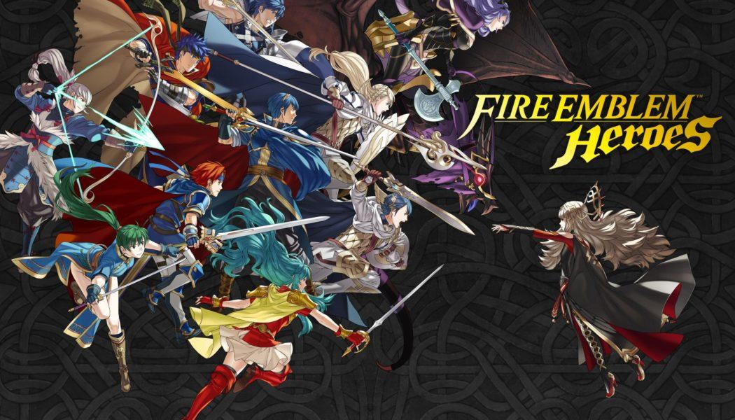 Fire Emblem Heroes 'Choose Your Legends' Live Action Trailer