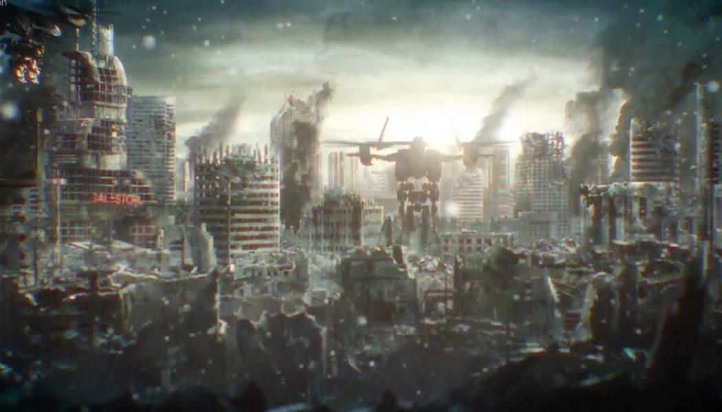 Left Alive TGS 2017 Trailer – PS4 & PC
