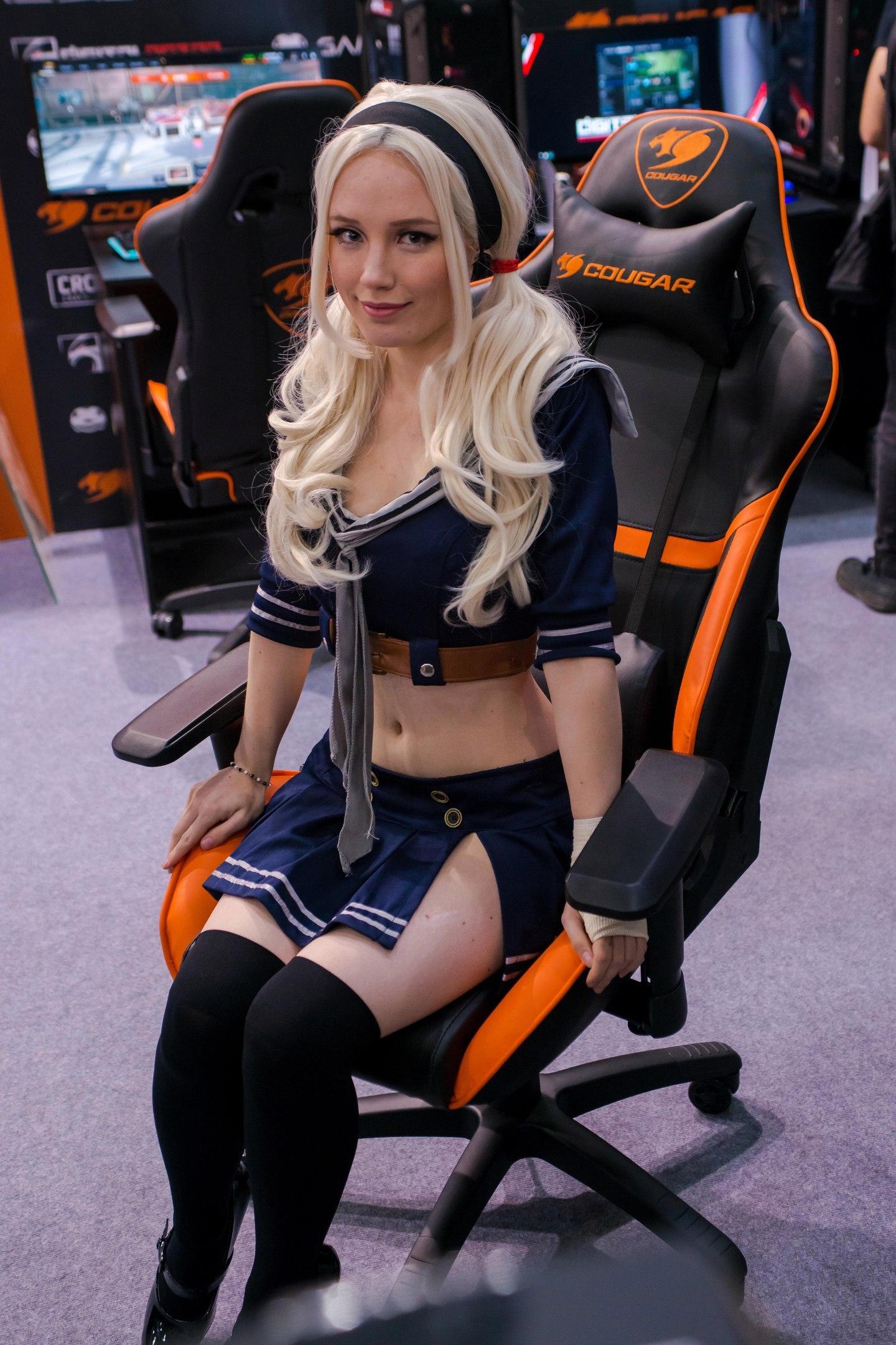 Cosplays Fra Rusland Comic Con er utroligt sexet-3516