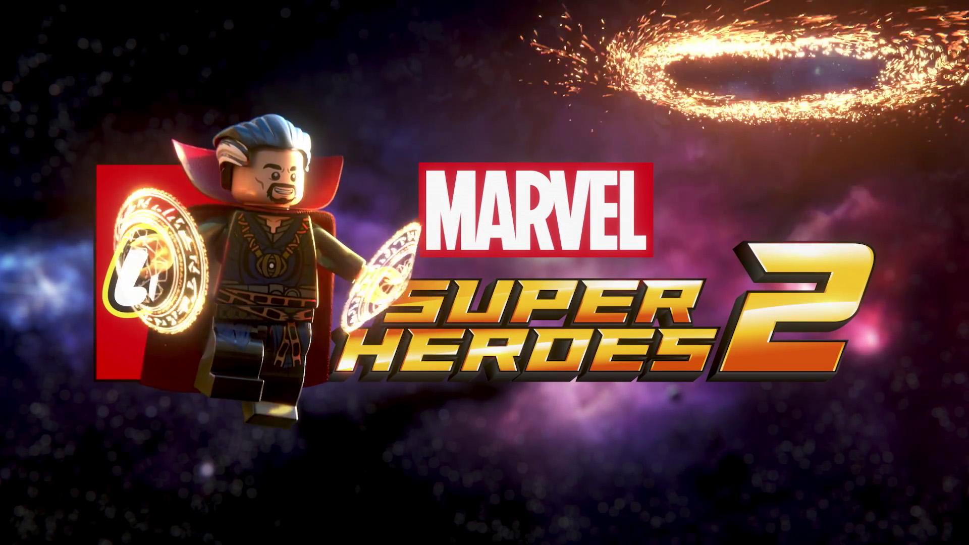 Marvel Super Heroes 60 Superhéroes: LEGO Marvel Super Heroes 2 Story Trailer