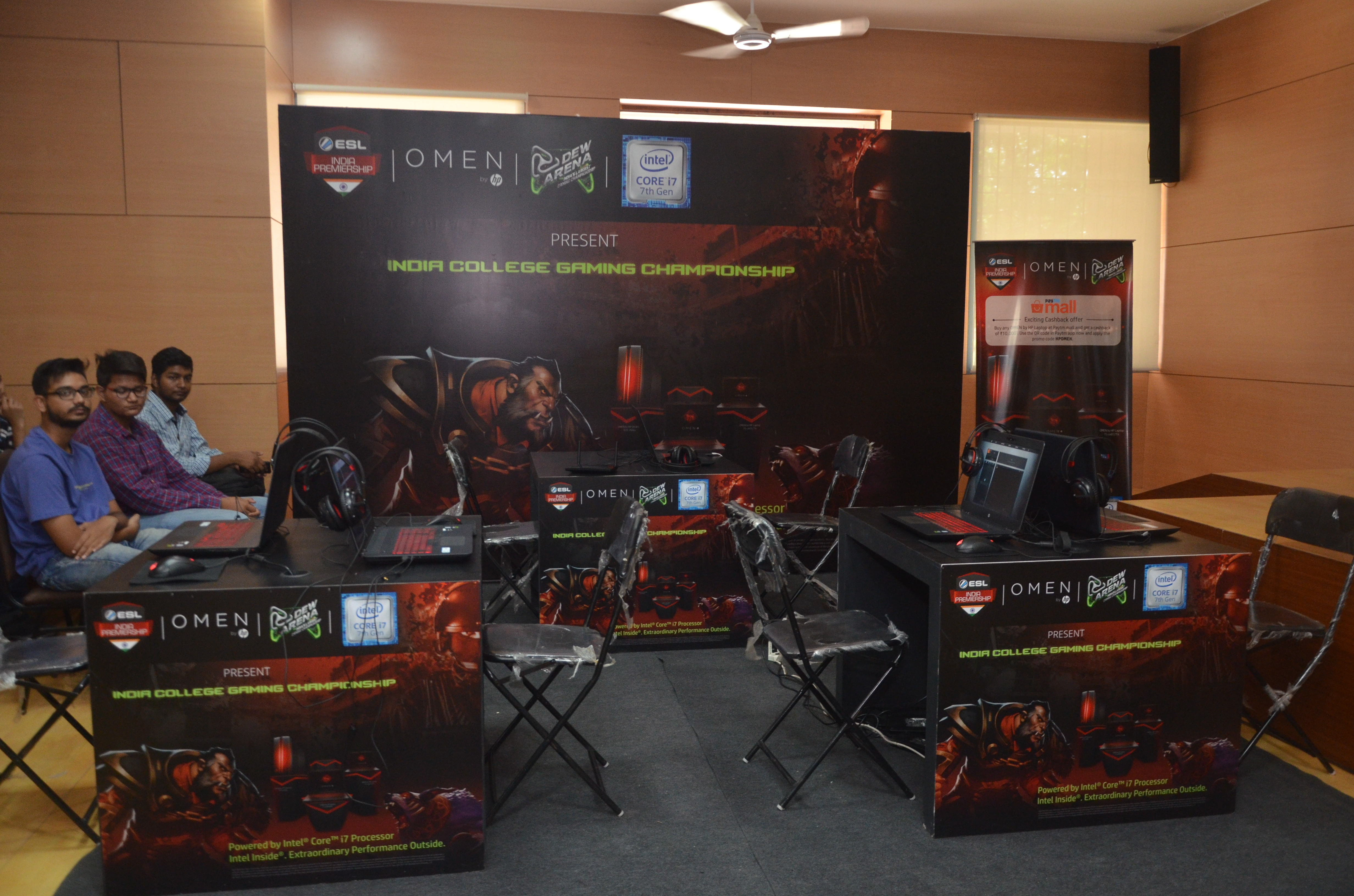 Omen By HP ESL India College Gaming Championship - JECRC