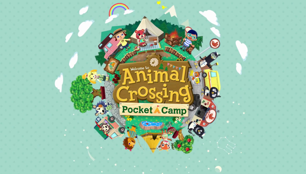 Animal Crossing: Pocket Camp Coming To Smartphones Next Month