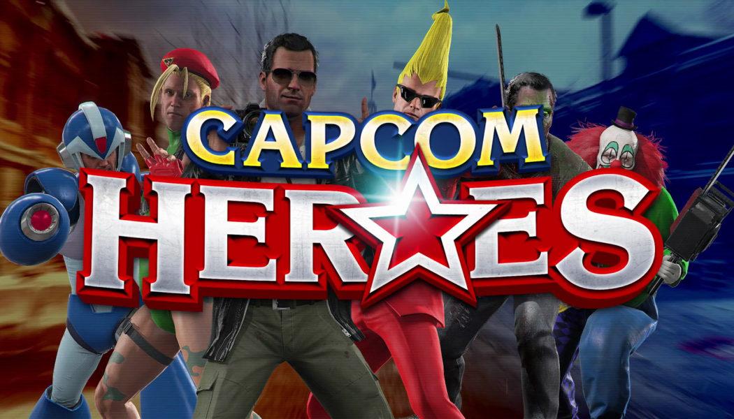 Dead Rising 4 'Capcom Heroes' Mode Trailer