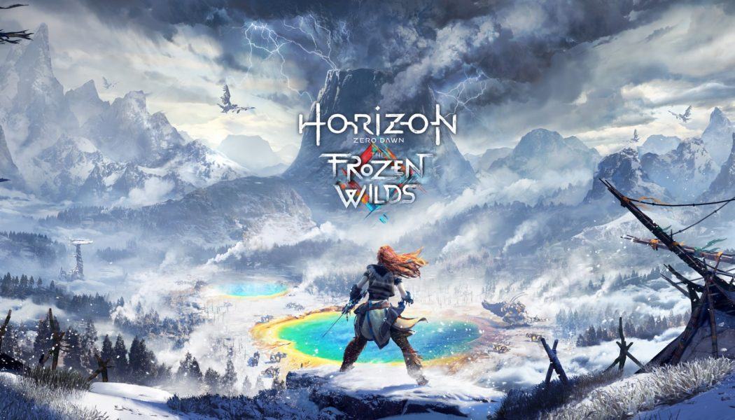 Horizon Zero Dawn: The Frozen Wilds – Landscapes Trailer