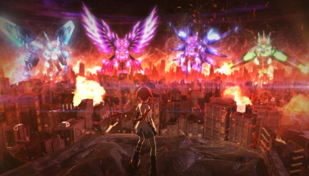 Megadimension Neptunia VIIR Coming West In 2018
