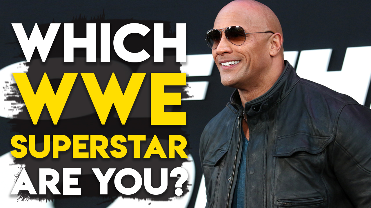 Which WWE Superstar Are You? - Gaming Central