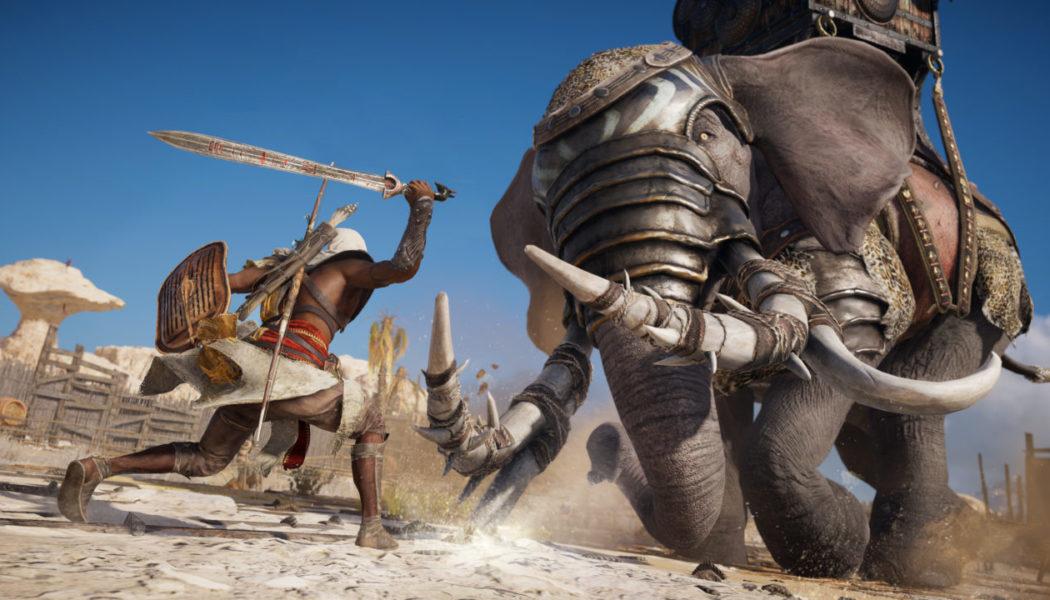 "Assassin's Creed Origins ""Birth Of The Brotherhood"" Trailer"