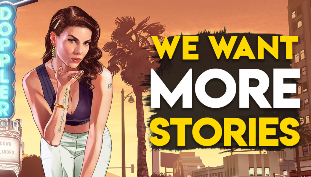 Here's Why GTA V Did Not Get Any Single-Player Expansions