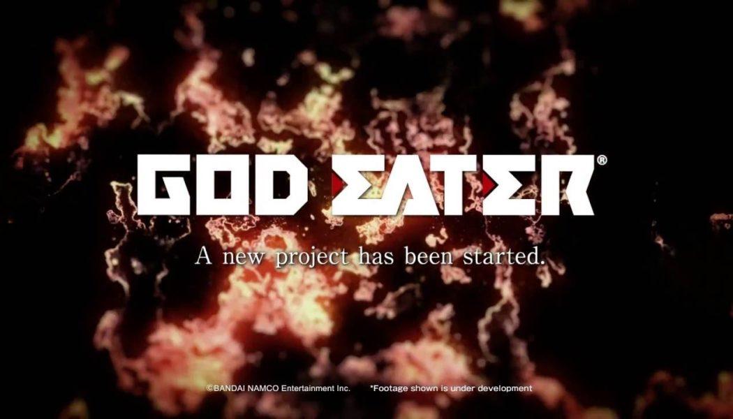Bandai Namco Announces God Eater 3
