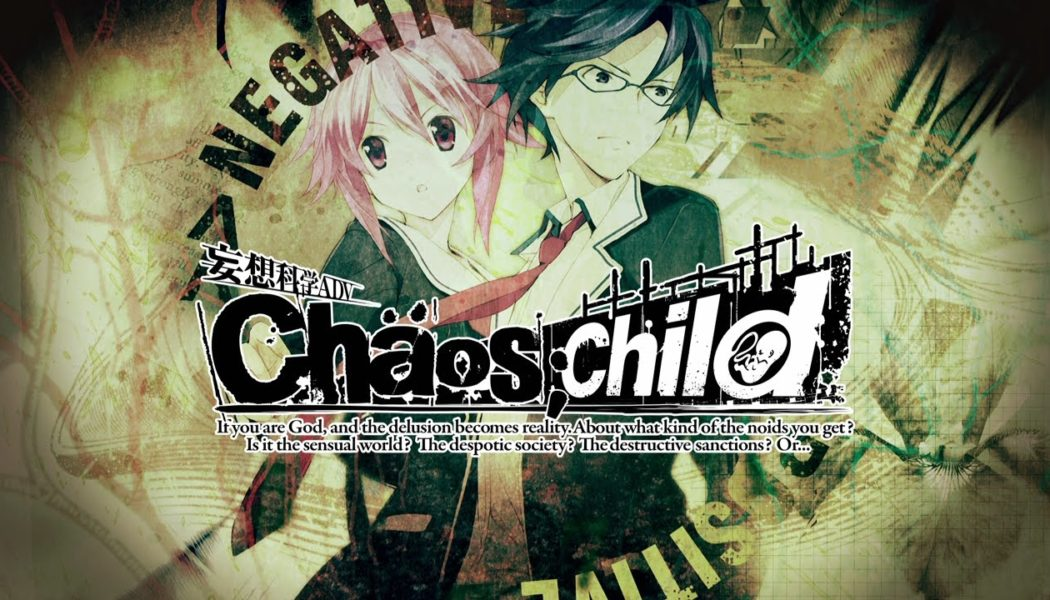 Chaos; Child Gets Launch Trailer, Coming To PS4 And Vita