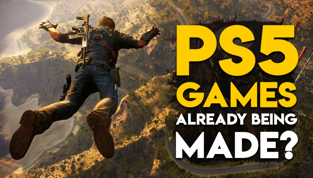 Playstation 5 Games Already Being Made By Just Cause 3 Developers?