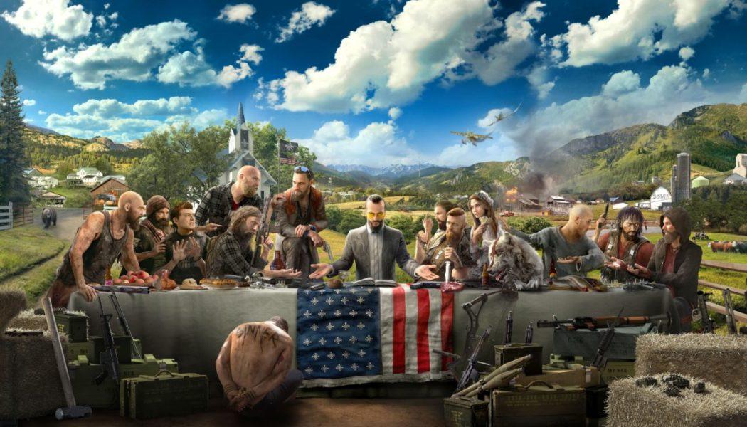 Far Cry 5 'Recreating Montana' Trailer