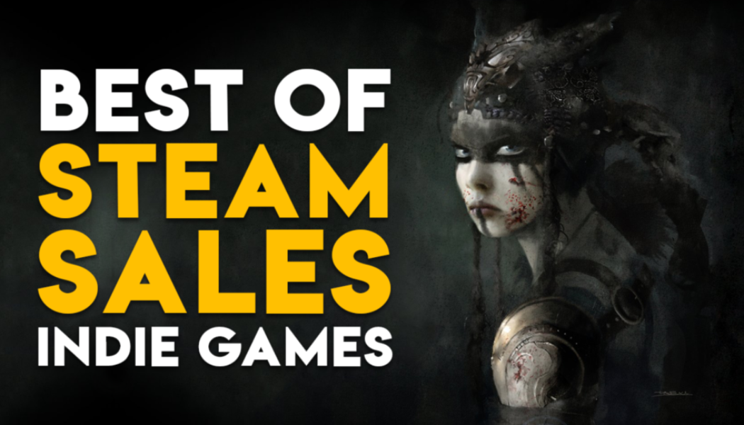 Best Indie Games – Steam Black Friday Sale