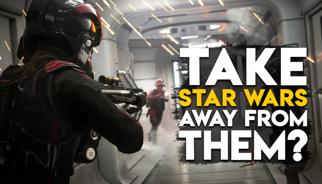 Petition Started To The Star Wars Licence Away From Electronic Arts