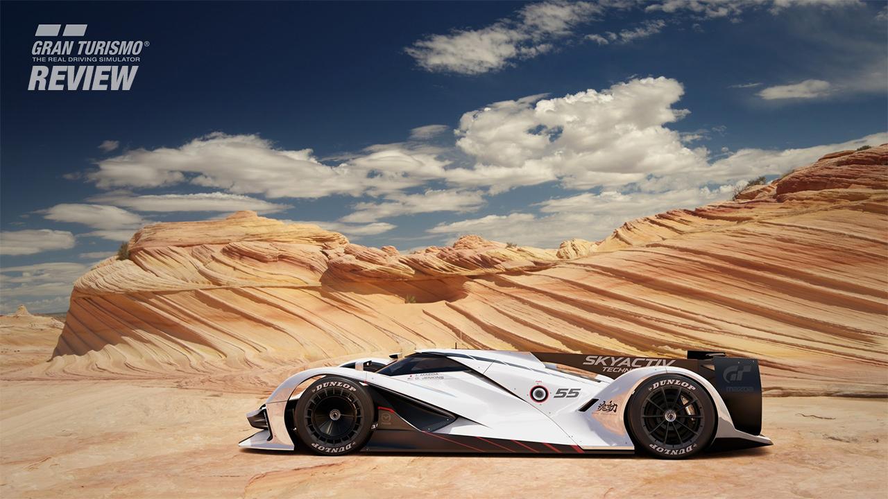 Gran Turismo Sport Opening Video Cars