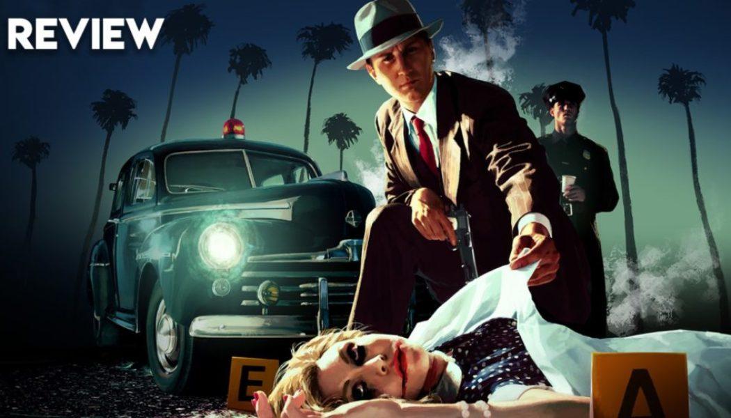 L.A. Noire Remastered – Review