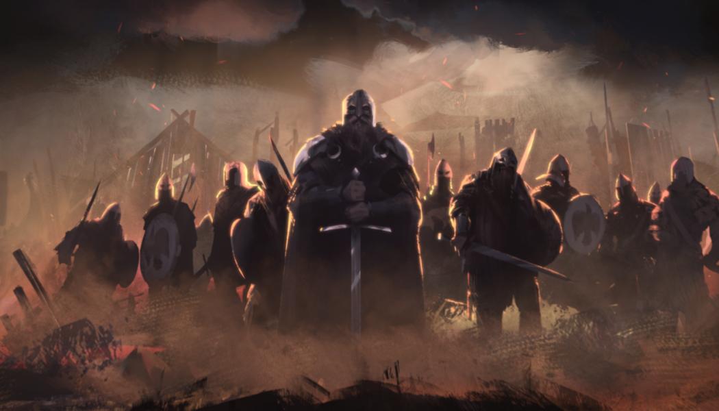 Total Wars Saga: Thrones of Britannia Announced