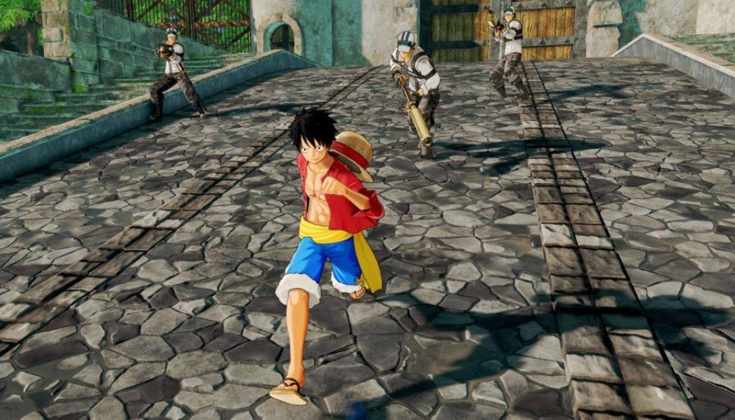 One Piece: World Seeker Debut Trailer