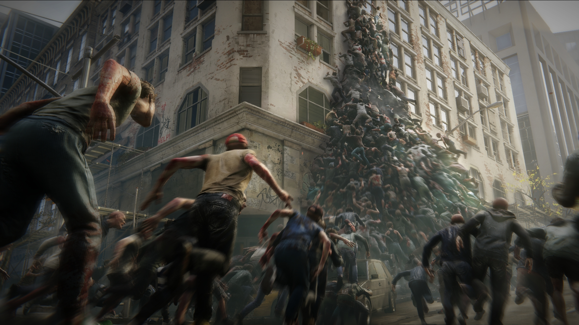 world war z game announced for ps4 xbox one and pc gaming central. Black Bedroom Furniture Sets. Home Design Ideas