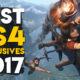 Top 10 Best PS4 Exclusive Games Of 2017
