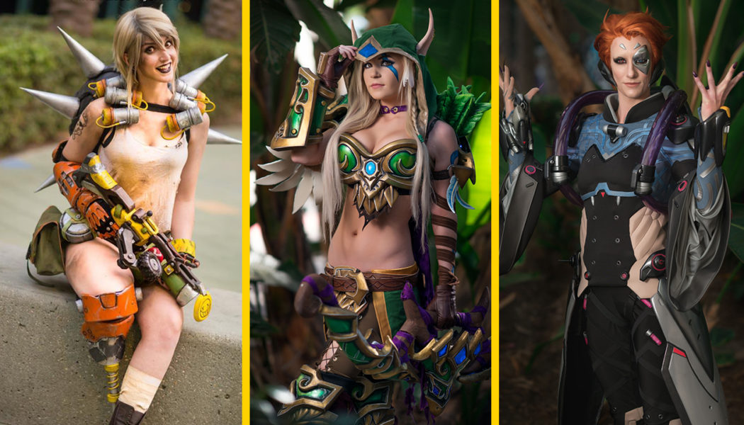 Best Of Cosplay From Blizzcon 2017
