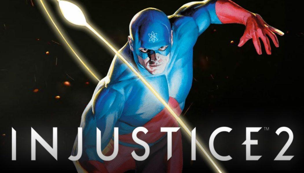 Injustice 2 DLC Character Atom Gameplay Trailer