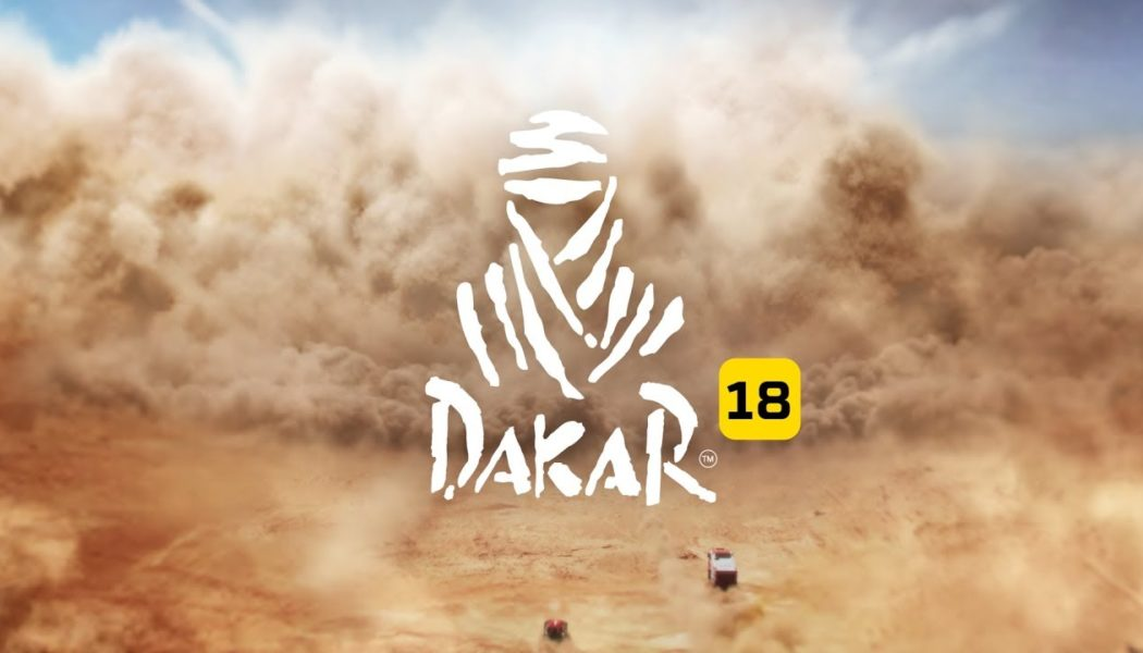Deep Silver and Bigmoon Entertainment Announce Dakar 18 for PS4, Xbox One and PC