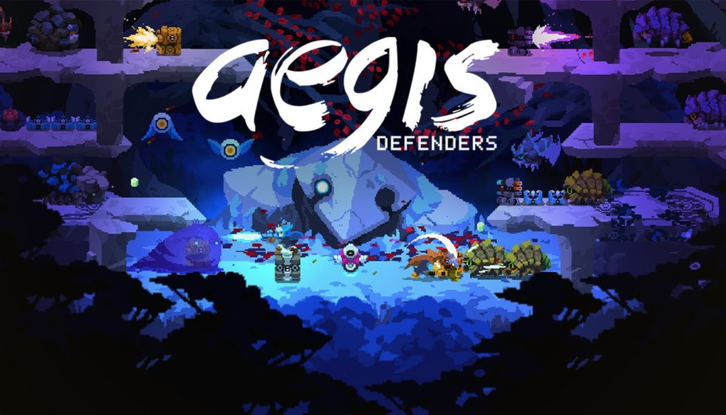 Aegis Defenders Coming to PC, PS4 and Switch on 8th February
