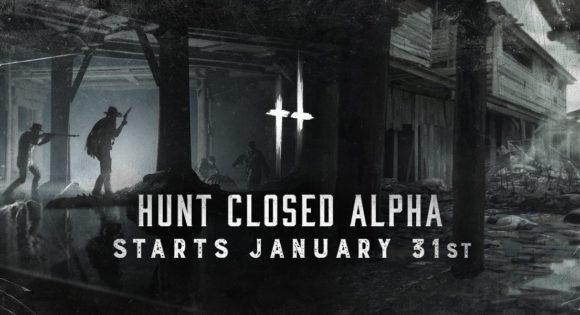 Crytek's Hunt: Showdown Closed Alpha starts January 31