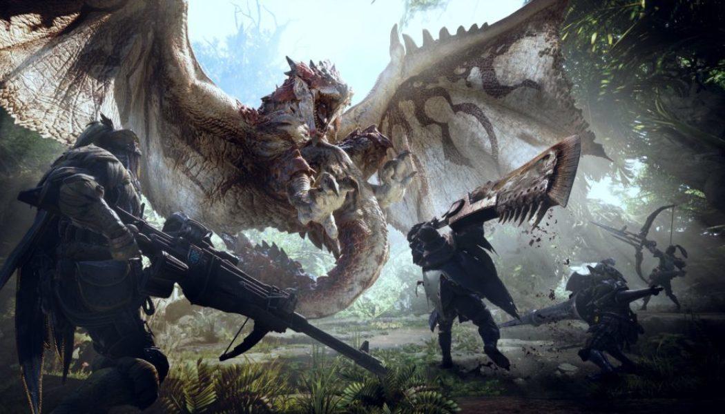 Monster Hunter: World 'Elder Dragons' Trailer, Final Beta & Free DLC Plans Announced
