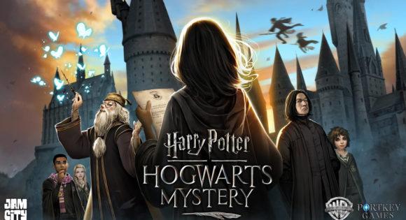 Harry Potter: Hogwarts Mystery Teaser Trailer