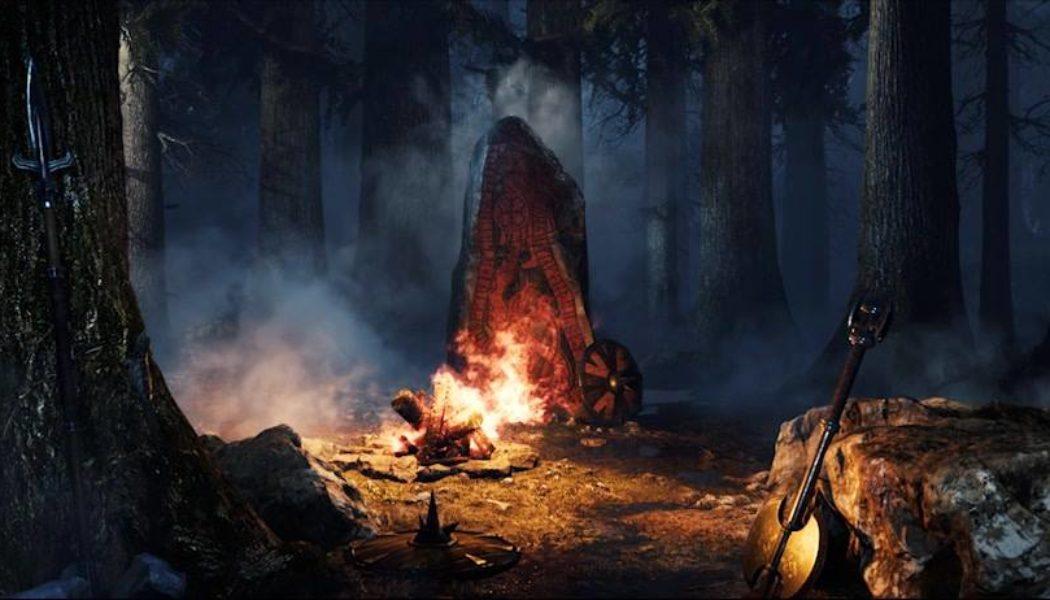 Human Head Studios' Rune: Ragnarok Pre-Alpha Trailer