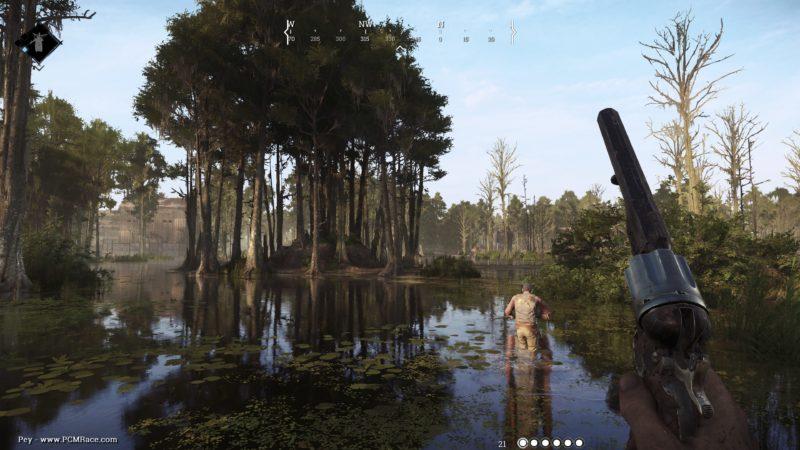 Crytek S Hunt Showdown Closed Alpha Gameplay Amp 4k