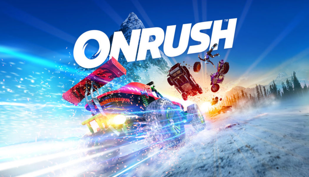 Onrush, by ex Motorstorm and Driveclub devs, releasing June 5 on Xbox One and PS4