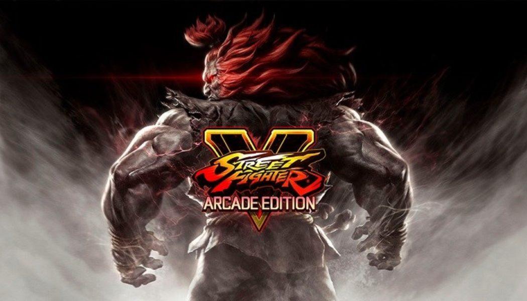 Street Fighter V: Arcade Edition Blanka Introduction Trailer
