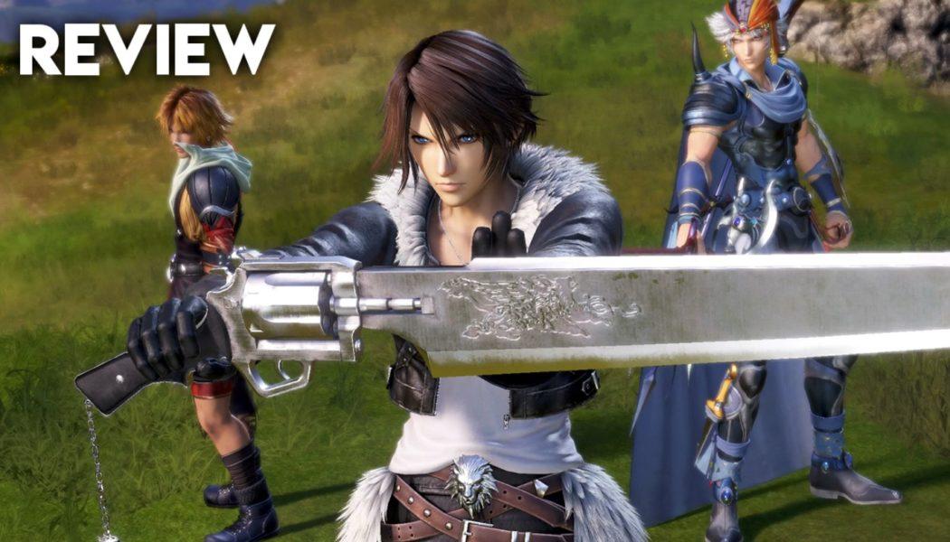 Dissidia Final Fantasy NT – Review