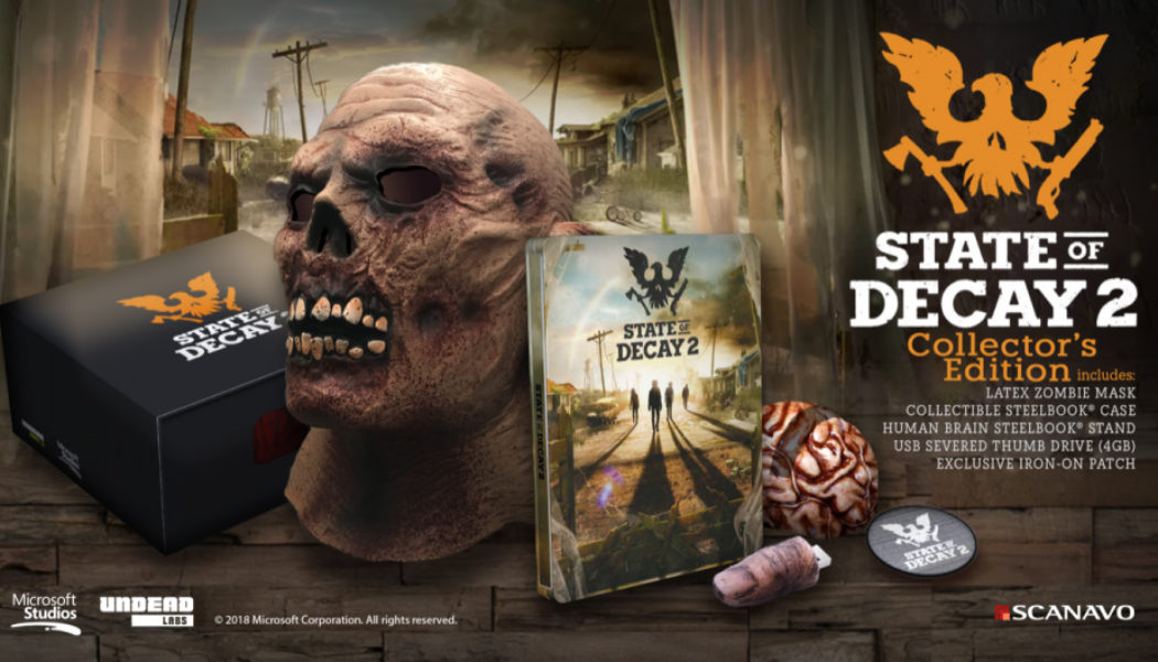 State of Decay 2 Collector's Edition Revealed