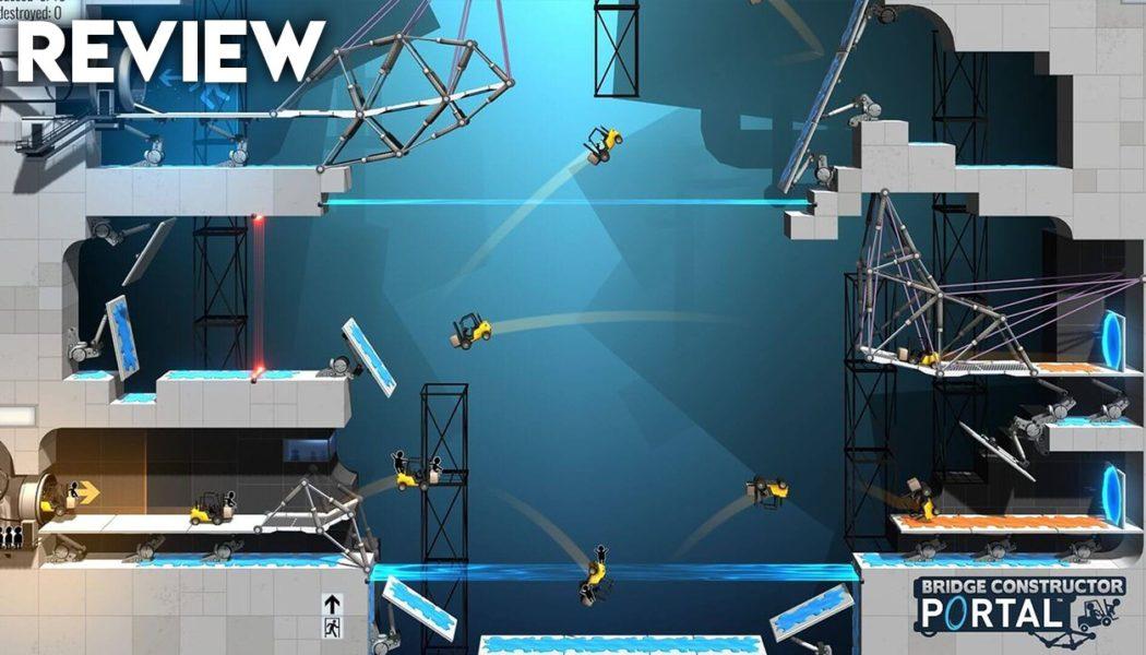 Bridge Constructor Portal – Review
