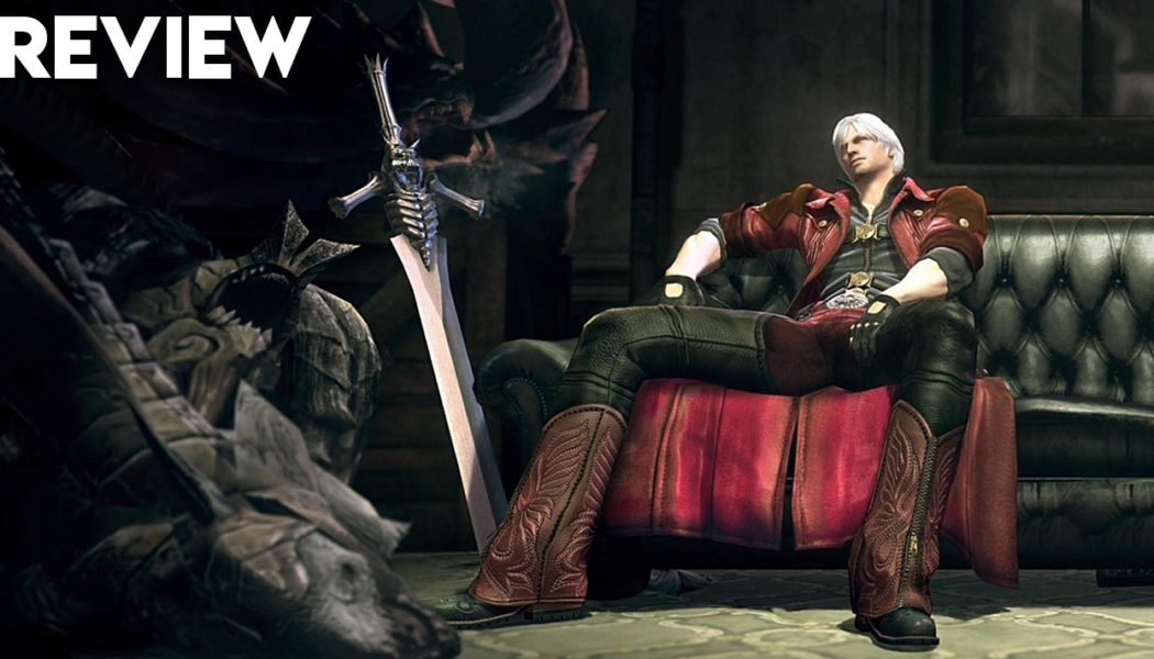 Devil May Cry HD Collection – Review