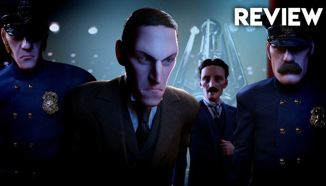 Tesla Vs Lovecraft – Review