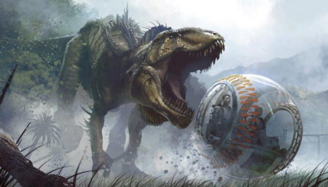 Jurassic World Evolution First Developer Diary Released