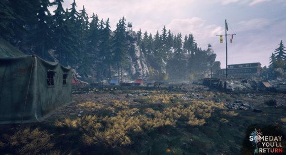Someday You'll Return is a Psychological Horror Game Set for 2019