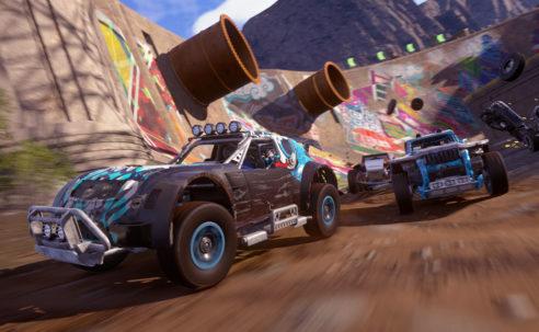 Onrush – Takedown Focused Gameplay Trailer