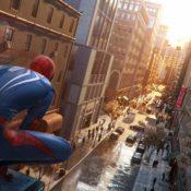 Spider-Man PS4 E3 2018 Gameplay Trailer