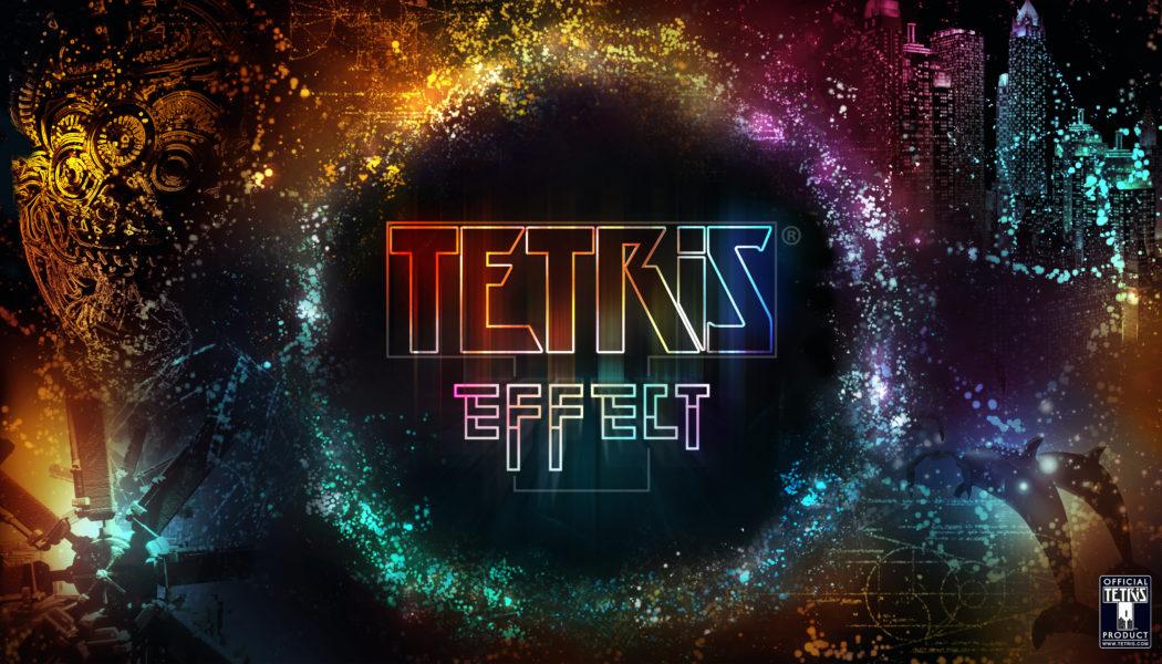 Enhance Games Announces Tetris Effect for PS4