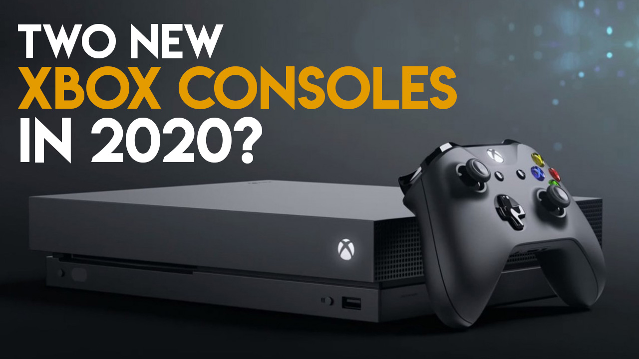 New XBOX Coming 2020, Includes Base Console & Cloud Gaming ... New Xbox Console 2020 Name